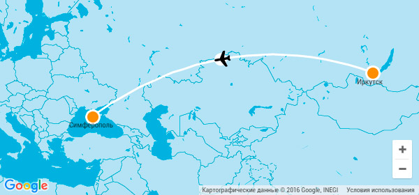 Авиабилеты Москва Ош от 4 349р Цены билетов на самолет из